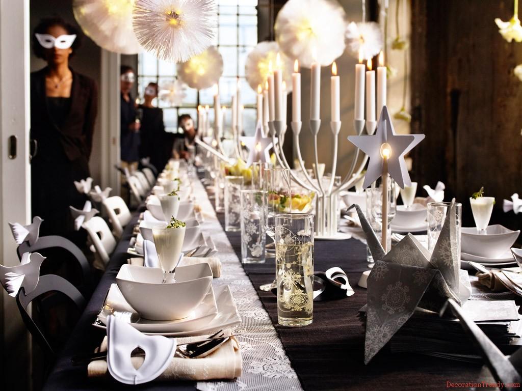 Comment réussir la décoration de tables banquet ?