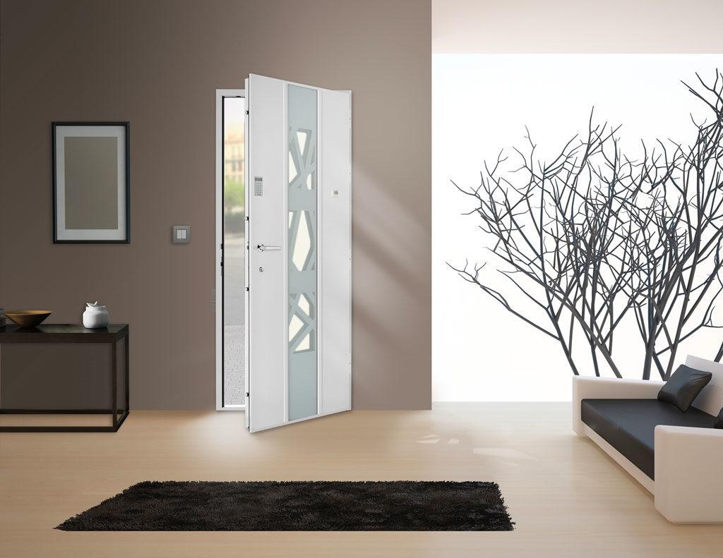 Modèle de décoration intérieur tendance et à la mode