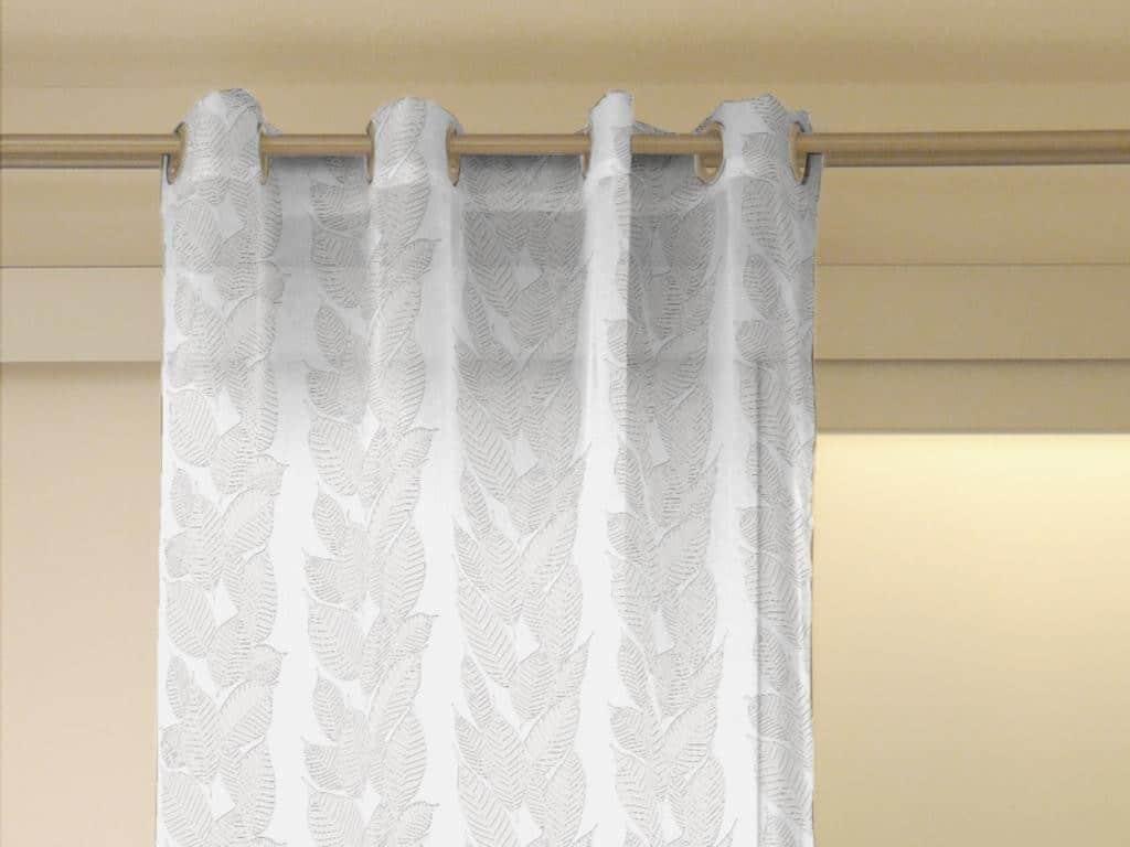 Adopter les bons rideaux et voilages pour chaque pi ce les r gles respect - Rideaux style campagnard ...