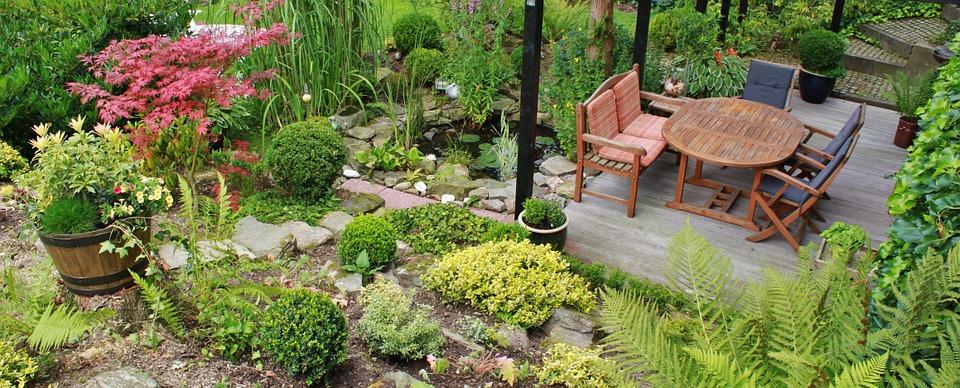 Conseils pour transformer son jardin en un petit coin de for Transformer son jardin
