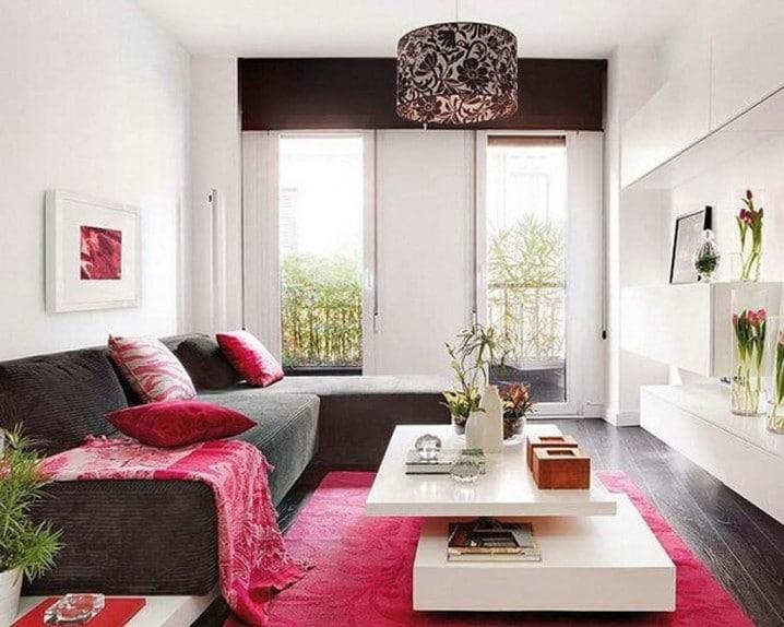 Comment jouer les couleurs dans une maison de petite surface ?