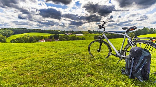 vélo randonnée
