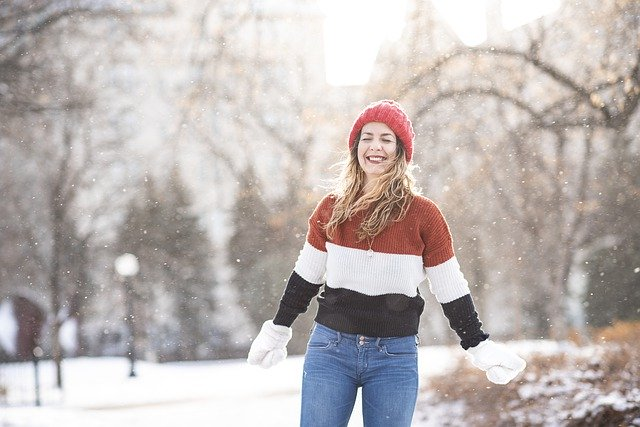 hiver-femme