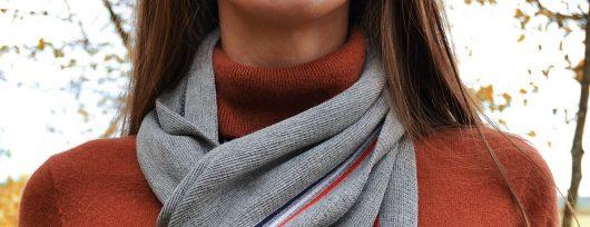 Choisir un foulard en laine